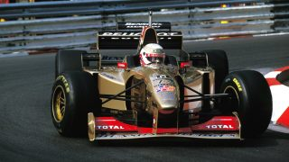 GALLERY: Going for Gold - F1's greatest gilt-edged liveries