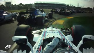 WATCH: The best onboard action from Australia