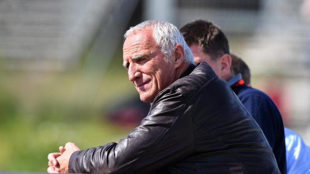 Dietrich Mateschitz (AUT) CEO and Founder of Red Bull at Formula One Testing, Day Three, Barcelona, Spain, 9 March 2017. &copy&#x3b; Sutton Images