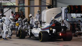 DHL Fastest Pit Stop Award: Williams make it 3 out of 3 in Bahrain