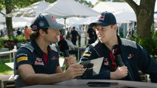VIDEO - Grill the Grid: Toro Rosso team mates