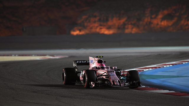 Esteban Ocon finished tenth for the third race in a row. &copy&#x3b; Sutton Motorsport Images