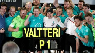 Sochi stats - Bottas becomes F1's 107th different winner
