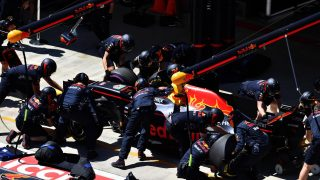 DHL Fastest Pit Stop Award: Red Bull halt Williams' winning run