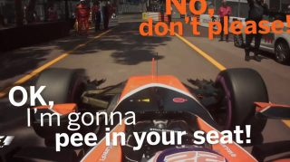 VIDEO: Say What? The best of team radio in Monaco