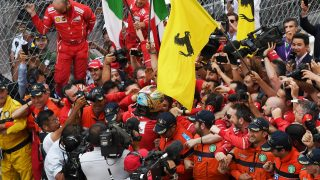 Monaco stats: Ferrari end 16-year Monaco win drought