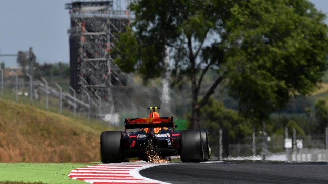Max Verstappen (NED) at Formula One World Championship, Rd5, Spanish Grand Prix, Practice, Barcelona, Spain, Friday 12 May 2017. © Sutton Motorsport Images