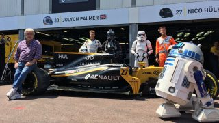 Postcard from Monaco - Star Wars crashes Monte Carlo's street party