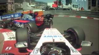 VIDEO: The best onboard action from Monaco