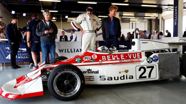 Formula E news Nico Rosberg former F1 world champion to