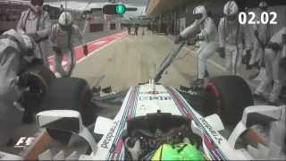 DHL Fastest Pit Stop Award: Williams close in on 2-second barrier