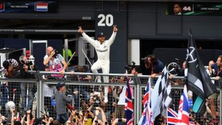 Silverstone Stats - Hamilton joins Clark in two exclusive clubs