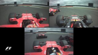 VIDEO: The best onboard action from Britain