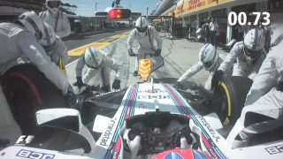 DHL Fastest Pit Stop Award: Williams enter the summer break in style