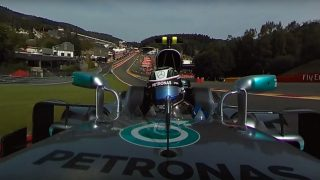 VIDEO: Experience an F1 lap of Spa-Francorchamps in 360