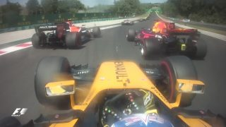VIDEO: The best onboard action from Hungary