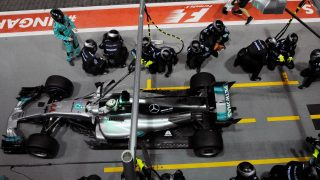 DHL Fastest Pit Stop Award: Three wins in a row for Mercedes
