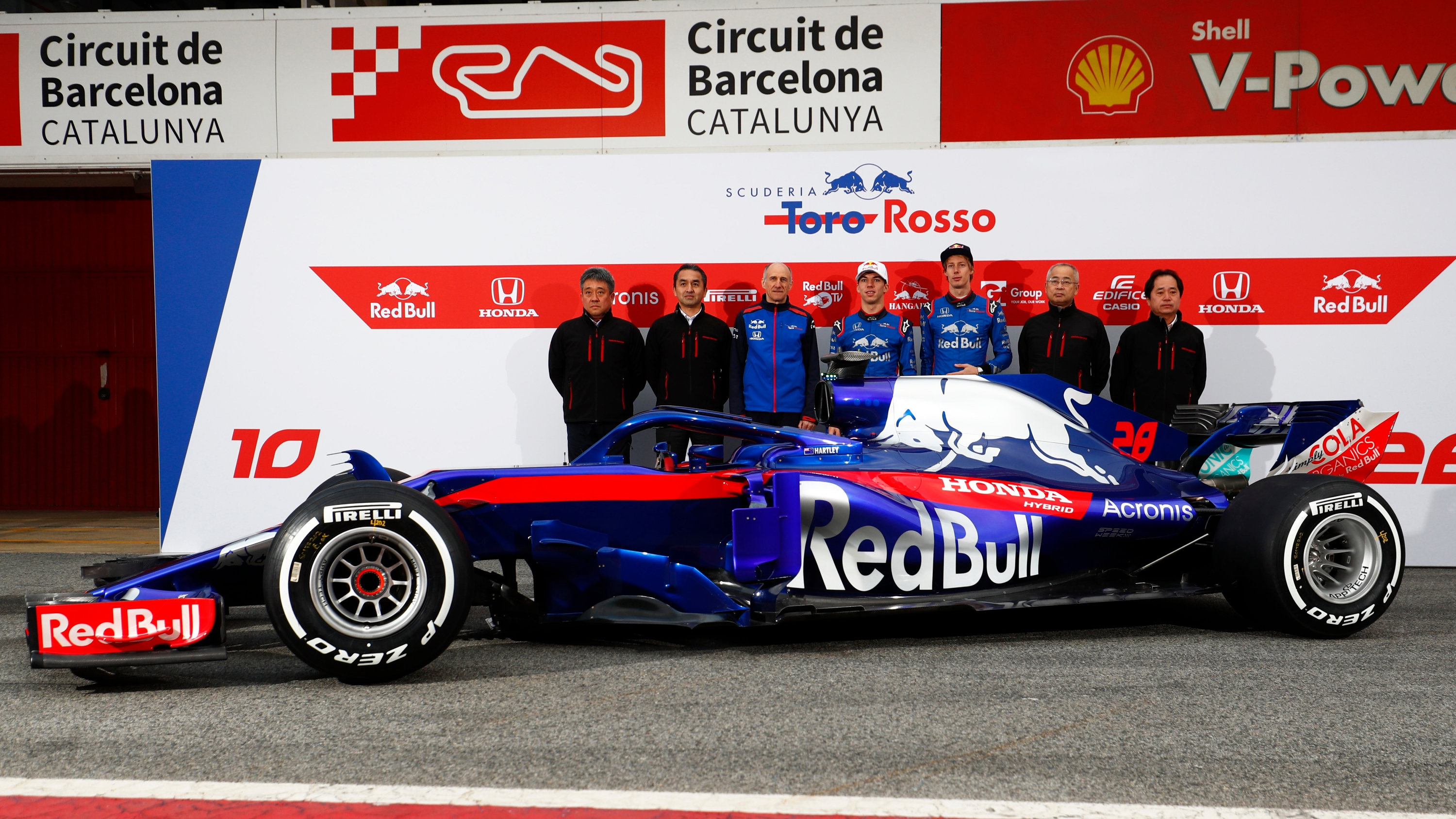feature how toro rosso and honda got off to a flying start. Black Bedroom Furniture Sets. Home Design Ideas