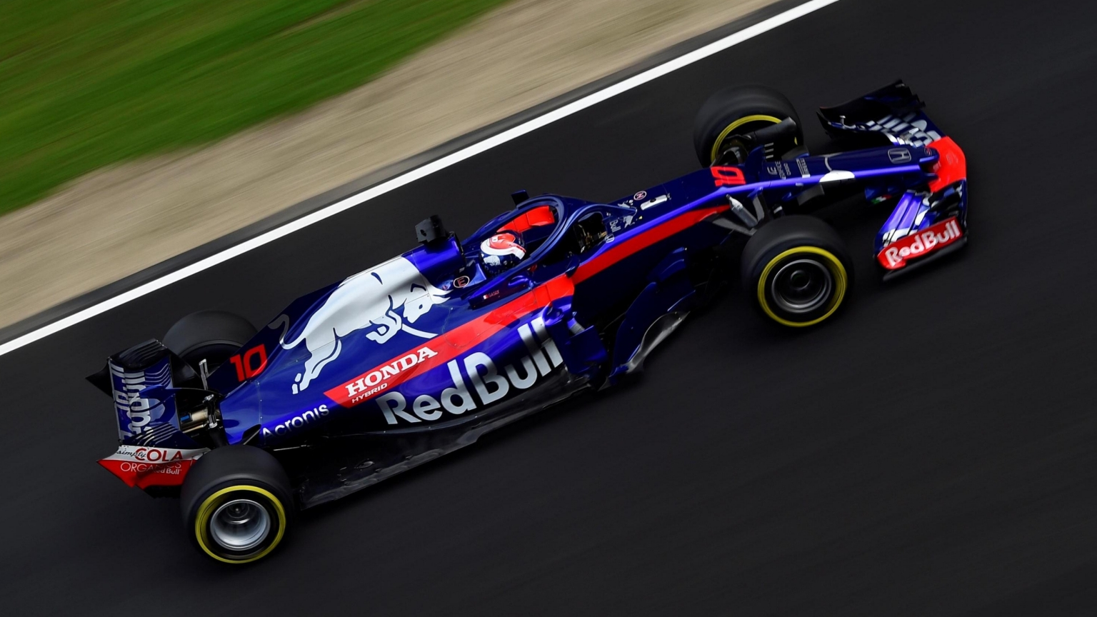 FEATURE How Toro Rosso And Honda Got Off To A Flying Start