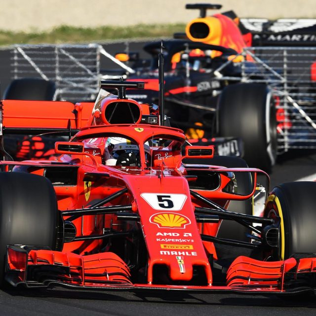 Feature Four Things To Watch Out For At The Second F1 Test