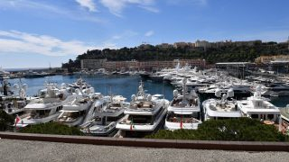 GALLERY: Preparations in Monaco