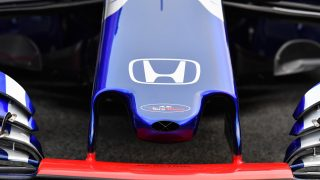 KICKING ON - Honda's plan of attack to boost Toro Rosso