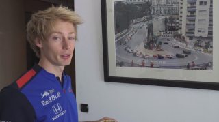 THE ROOKIE. Inside Brendon Hartley's Monaco apartment