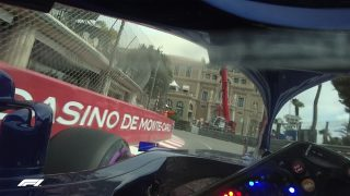 VIDEO: A lap of Monaco through the eyes of Pierre Gasly