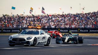 What the teams said - race day in Great Britain