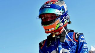 THE ROOKIE: Brendon Hartley on his second F1 point and his season so far