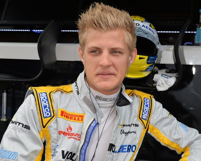 Marcus Ericsson (SWE) DAMS. GP2 Series, Rd3, Barcelona, Spain, 10-12 May 2013. © Sutton Images