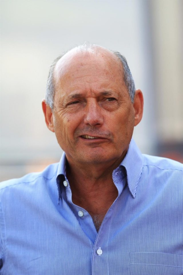 Ron Dennis (GBR) McLaren Executive Chairman. Formula One World Championship, Rd 13, Italian Grand Prix, Qualifying, Monza, Italy, Saturday, 8 September 2012. © Sutton Images
