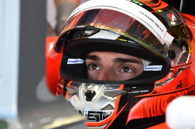 Jules Bianchi (FRA) Marussia F1 Team MR03. Formula One World Championship, Rd13, Italian Grand Prix, Monza, Italy, Qualifying, Saturday, 6 September 2014