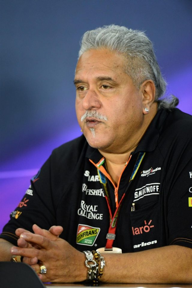 Dr. Vijay Mallya (IND) Force India Formula One Team Owner in the Press Conference. Formula One World Championship, Rd17, United States Grand Prix, Practice, Austin, Texas, USA, Friday, 31 October 2014
