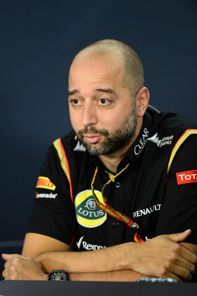 Gerard Lopez (FRA) Genii Capital / Lotus Team Principal in the Press Conference. Formula One World Championship, Rd17, United States Grand Prix, Practice, Austin, Texas, USA, Friday, 31 October 2014