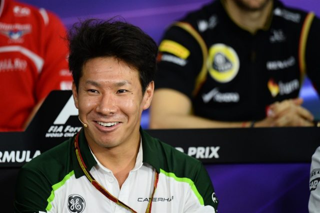 Kamui Kobayashi (JPN) Caterham in the Press Conference. Formula One World Championship, Rd15, Japanese Grand Prix, Preparations, Suzuka, Japan, Thursday, 2 October 2014