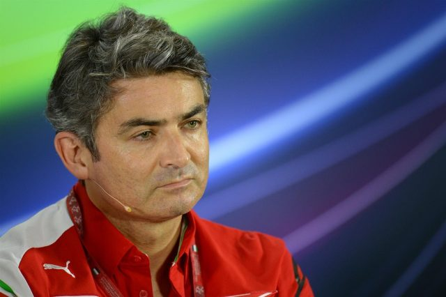 Marco Mattiacci (ITA) Ferrari Team Principal in the Press Conference. Formula One World Championship, Rd19, Abu Dhabi Grand Prix, Practice, Yas Marina Circuit, Abu Dhabi, UAE, Friday, 21 November 2014