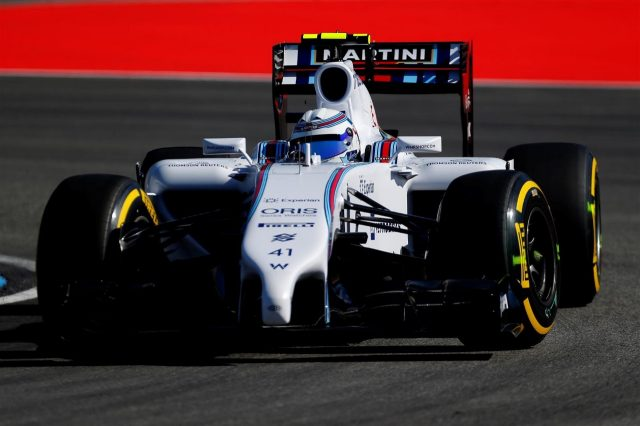 Susie Wolff (GBR) Williams FW36. Formula One World Championship, Rd10, German Grand Prix, Practice, Hockenheim, Germany, Friday, 18 July 2014