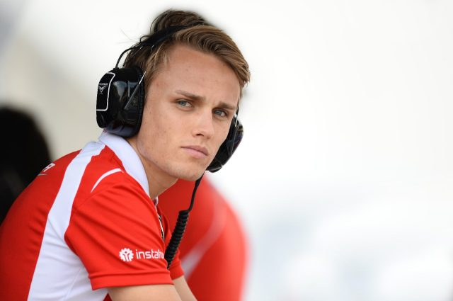 Max Chilton (GBR) Marussia F1 Team. Formula One Testing, Day Two, Bahrain International Circuit, Sakhir, Bahrain, Friday, 28 February 2014© Sutton Images. No reproduction without permission