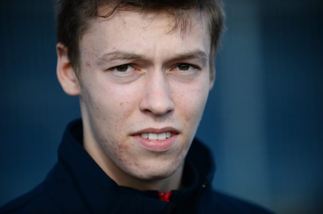 Daniil Kvyat (RUS) Scuderia Toro Rosso. Formula One Testing, Jerez, Spain, Day Three, Thursday, 30 January 2014 © Sutton Images. No reproduction without permission