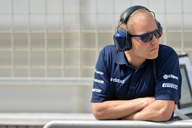 Valtteri Bottas (FIN) Williams. Formula One Testing, Day Two, Bahrain International Circuit, Sakhir, Bahrain, Friday, 28 February 2014 © Sutton Images. No reproduction without permission