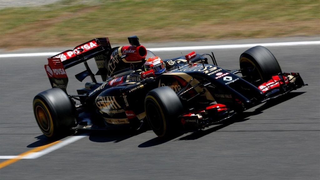 Maldonado%20and%20Lotus%20lead%20as%20Barcelona%20test%20ends