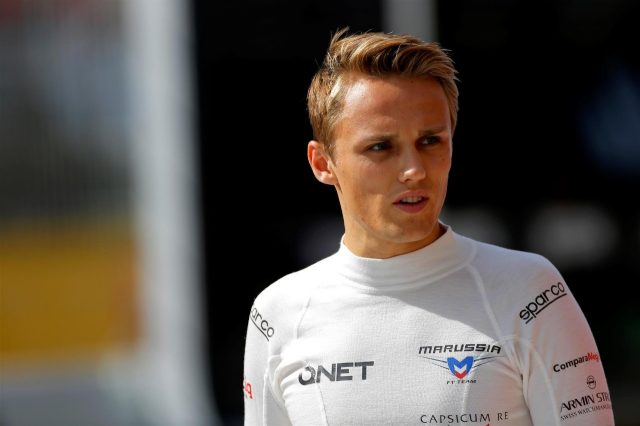 Max Chilton (GBR) Marussia F1 Team, Formula One World Championship, Rd5, Spanish Grand Prix, Qualifying, Barcelona, Spain, Saturday, 10 May 2014. © Sutton Images