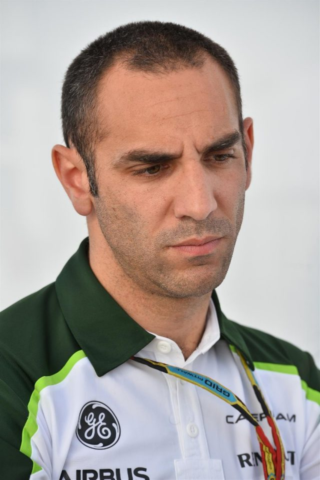 Cyril Abiteboul (FRA) Caterham CEO. Formula One World Championship, Rd7, Canadian Grand Prix, Practice, Montreal, Canada, Friday, 6 June 2014