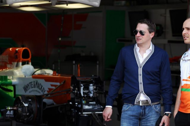 Christian Albers (NED). Formula One World Championship, Rd6, Monaco Grand Prix, Preparations, Monte-Carlo, Monaco, Wednesday, 23 May 2012
