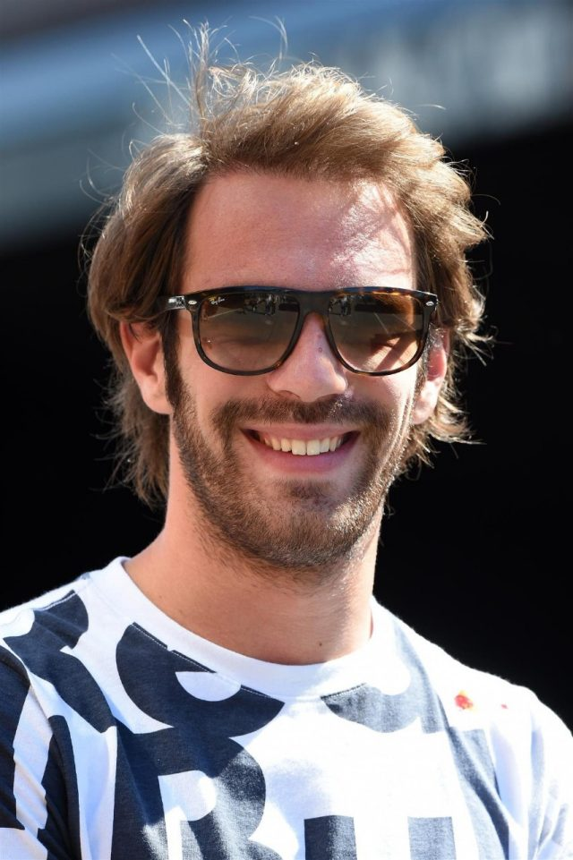 Jean-Eric Vergne (FRA) Scuderia Toro Rosso. Formula One World Championship, Rd10, German Grand Prix, Preparations, Hockenheim, Germany, Thursday, 17 July 2014