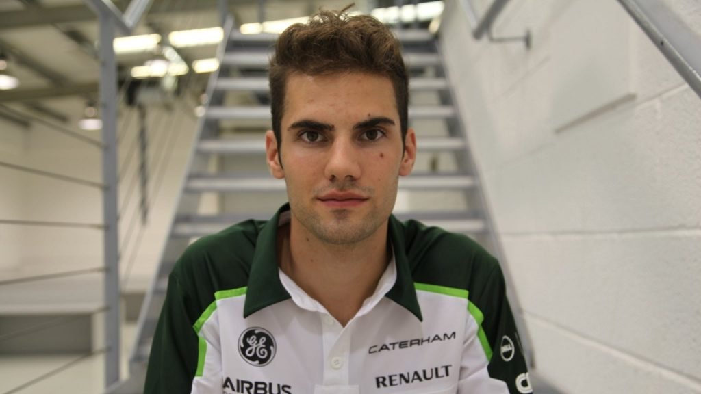 Giovesi%20joins%20Caterham%27s%20Development%20Driver%20Program
