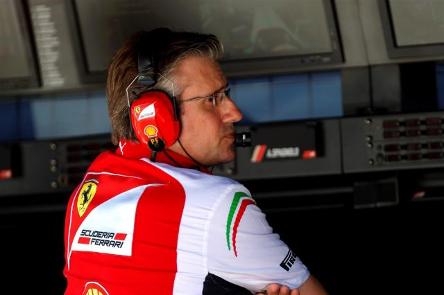 Pat Fry (GBR) Ferrari Technical Director. Formula One World Championship, Rd10, German Grand Prix, Practice, Hockenheim, Germany, Friday, 18 July 2014. © Sutton Images