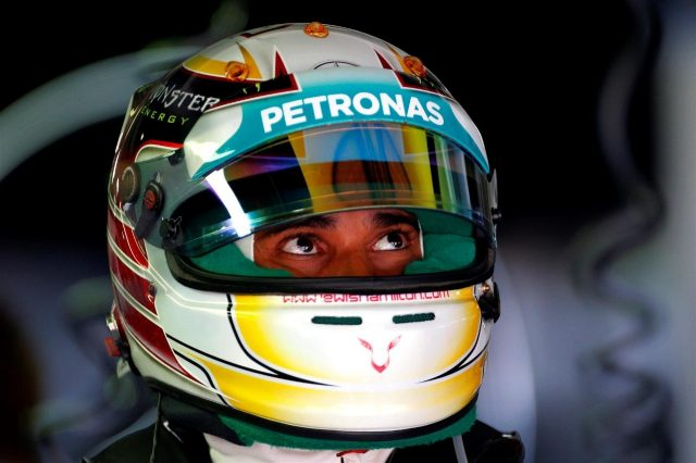 Lewis Hamilton (GBR) Mercedes AMG F1. Formula One World Championship, Rd10, German Grand Prix, Practice, Hockenheim, Germany, Friday, 18 July 2014. © Sutton Images