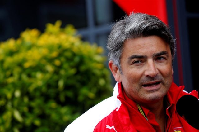 Marco Mattiacci (ITA) Ferrari Team Principal. Formula One World Championship, Rd12, Belgian Grand Prix, Qualifying, Spa-Francorchamps, Belgium, Saturday, 23 August 2014